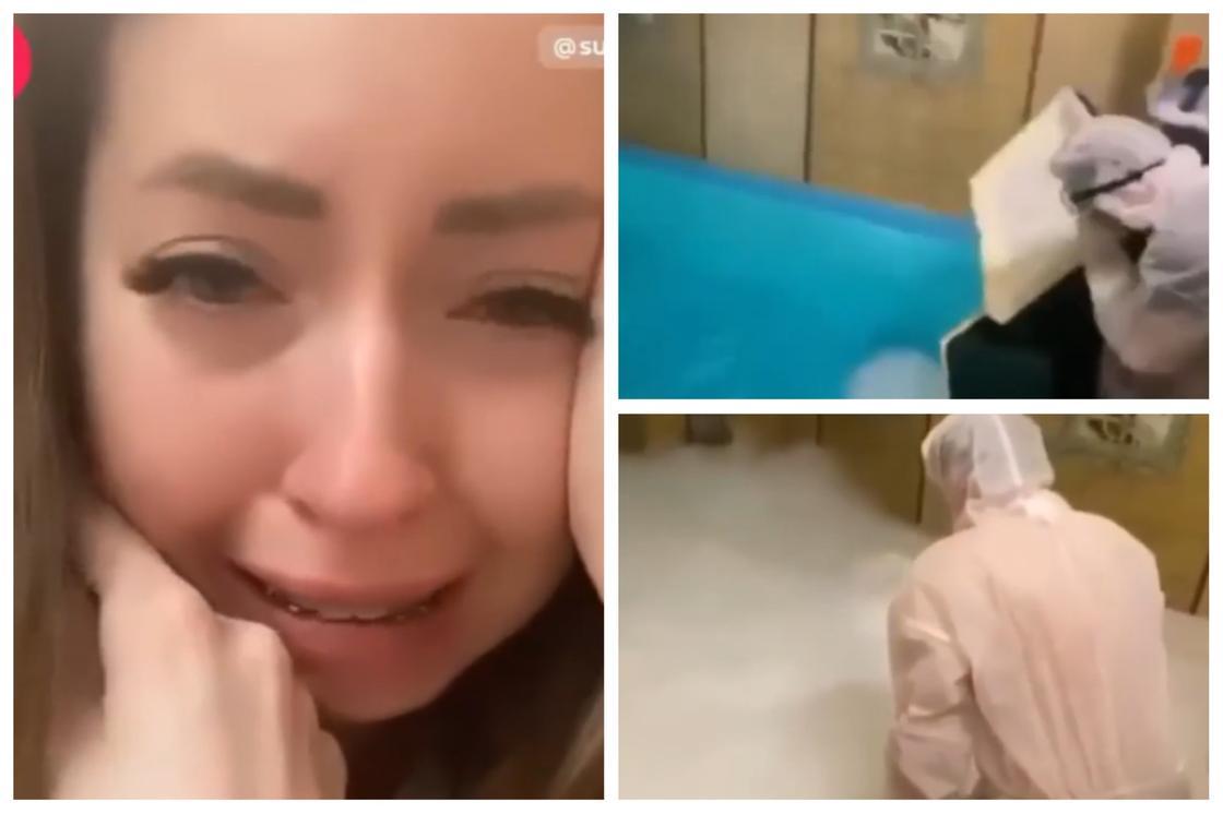 День рождения известного блогера закончился гибелью ее мужа и друзей (видео)