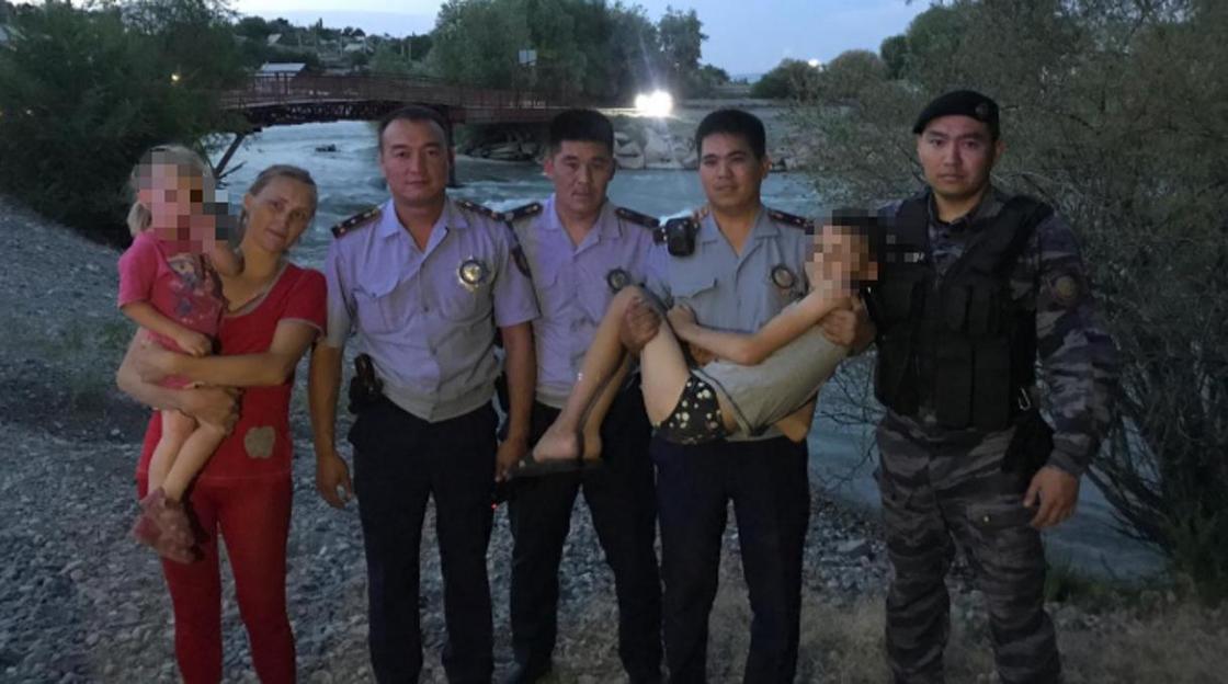 Фото: Алматы облысы ПД