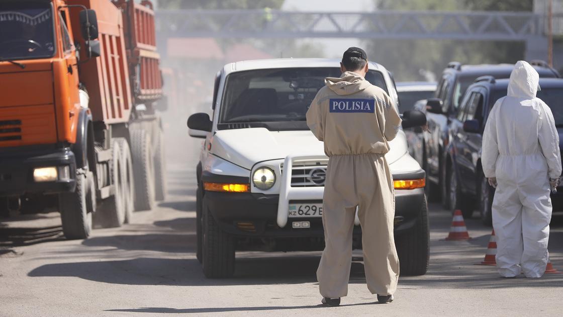 Қазақстанның алты қаласында локдаун режимі енгізілді