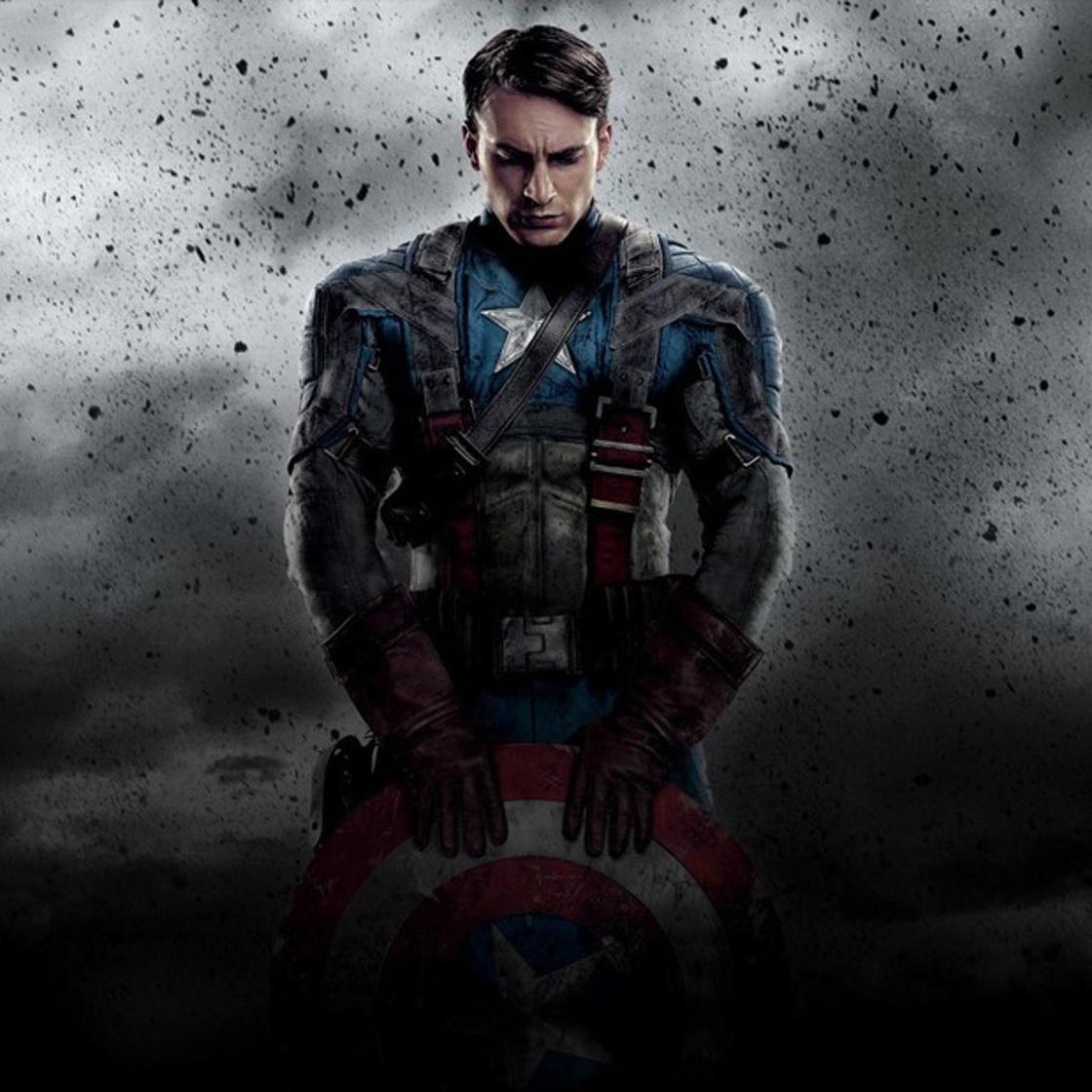 Крис Эванс: «Первый мститель» (2011)