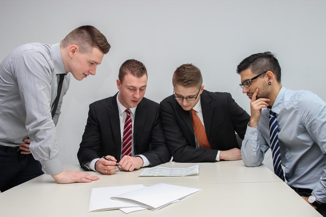 Совещание HR-менеджеров