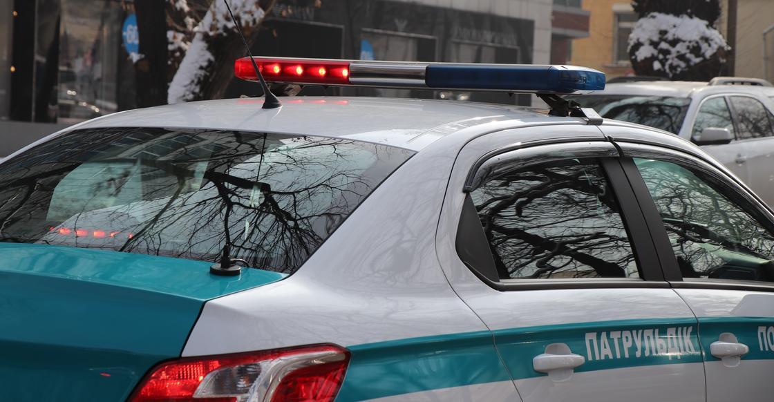 Алматы облысында жол апатына кәнілі болып, қашып кеткен қылмыскер ұсталды