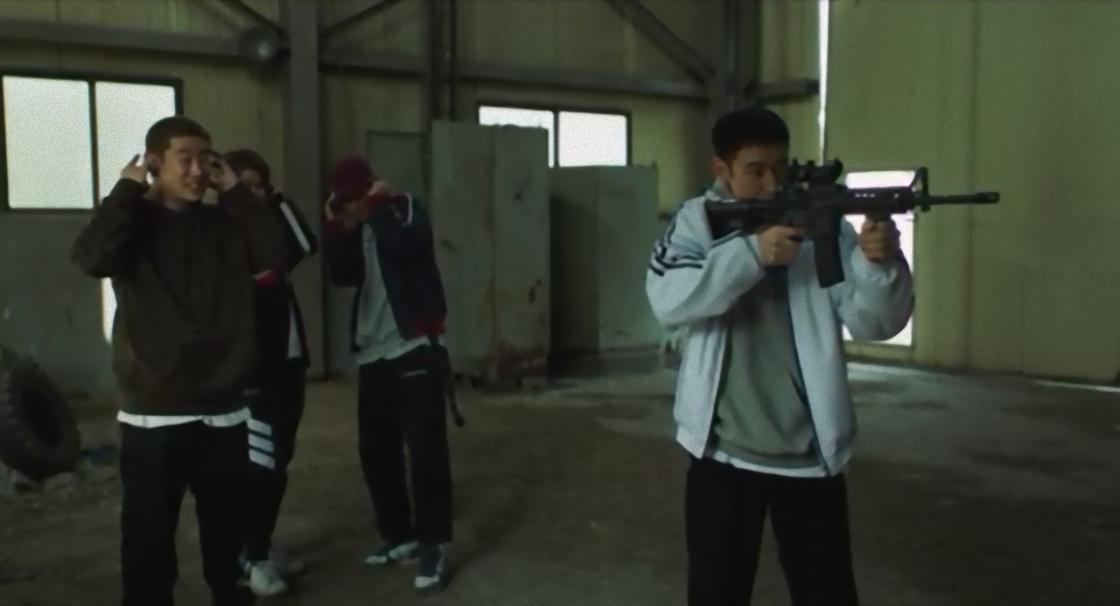 Кадр из фильма «Время охоты»