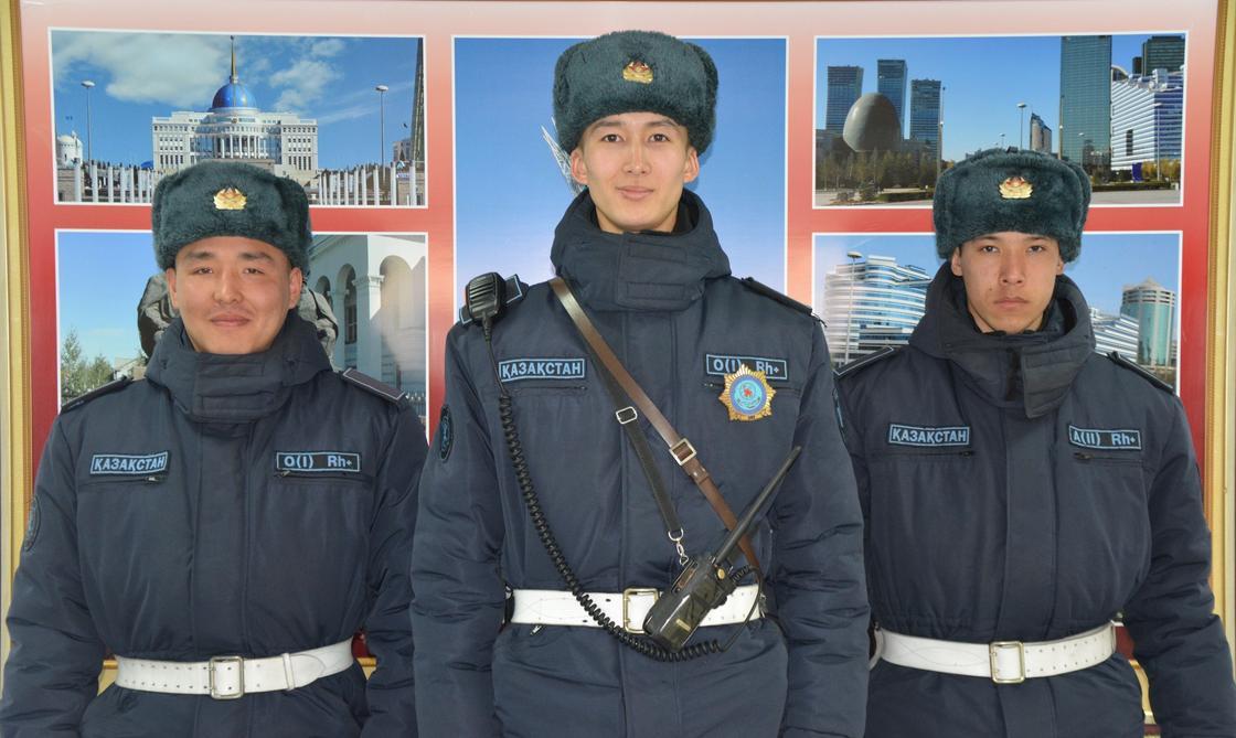 Воровку, промышлявшую кражами телефонов, поймали бойцы Нацгвардии в Астане