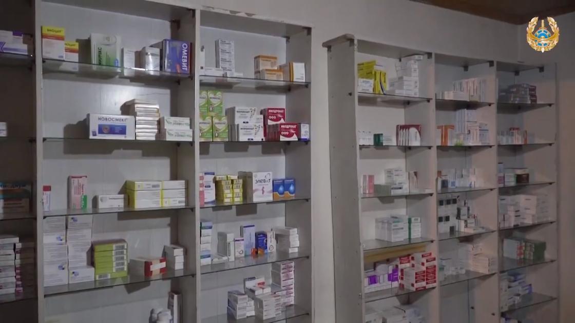 Лекарства, предназначенные для бесплатного лечения, продавали в Шымкенте (видео)