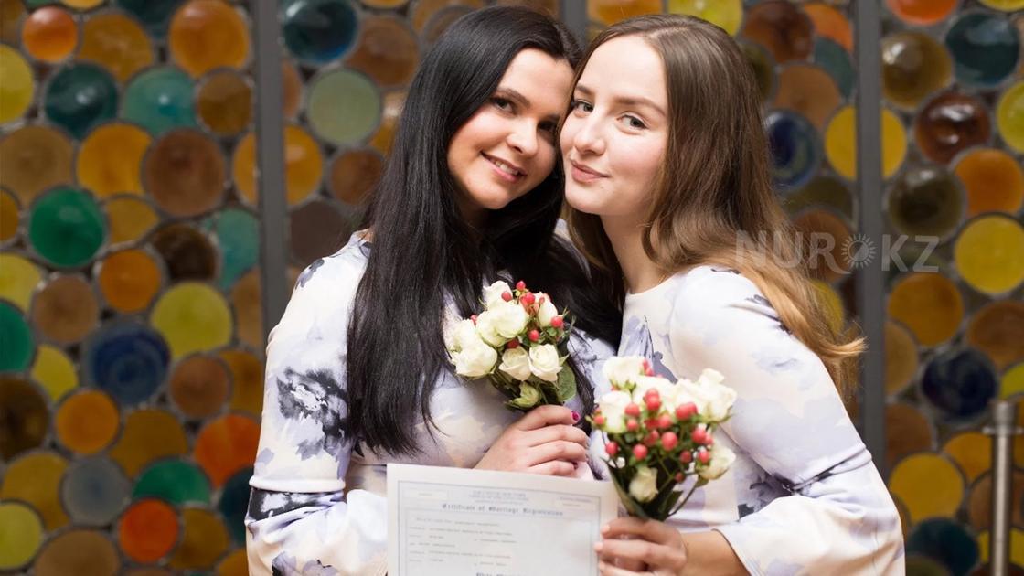 На родине в Беларуси у жены казахстанки также были проблемы из-за сексуальной ориентации