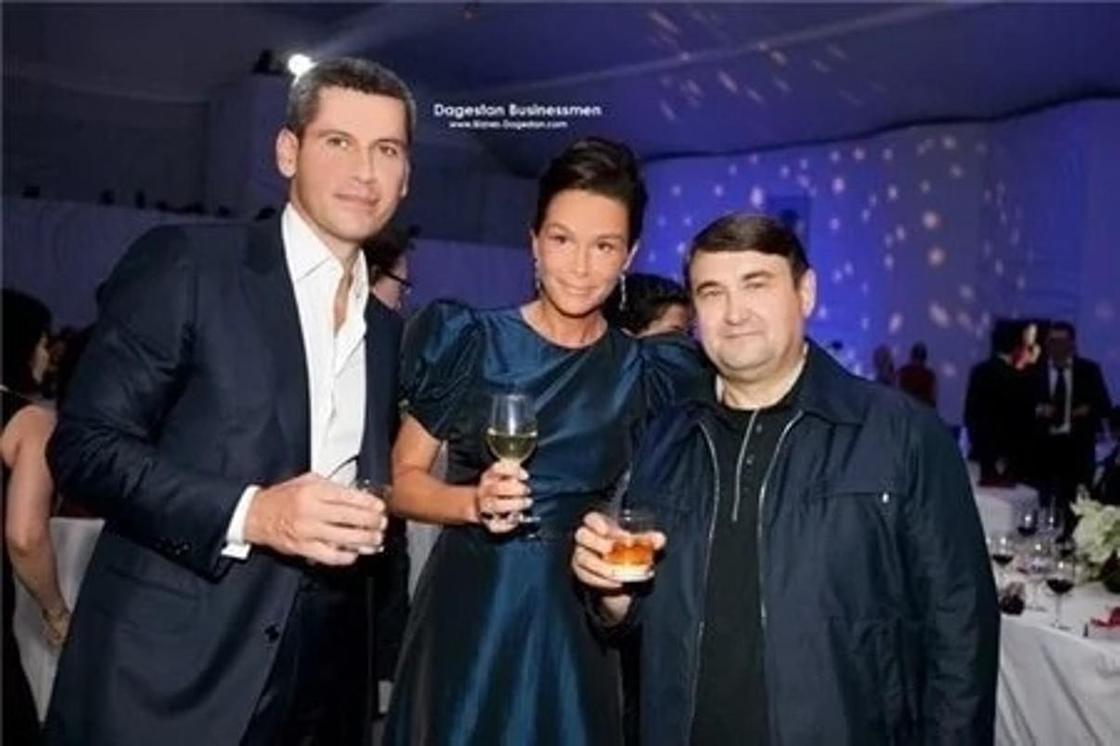 Как жила семья миллиардера Зиявудина Магомедова до ареста