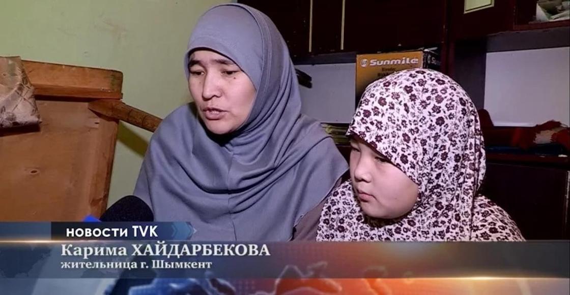 Мать-одиночка из Шымкента просит помочь с лечением тяжелобольной дочери