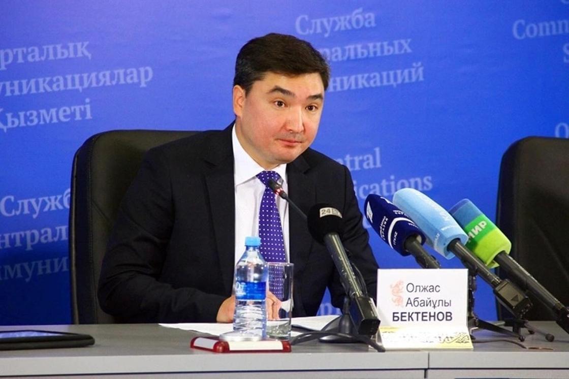 Назарбаев произвел кадровые перестановки