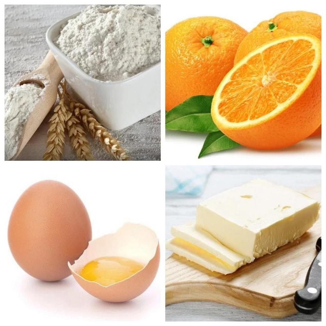 Кексы с изюмом и орехами: рецепт