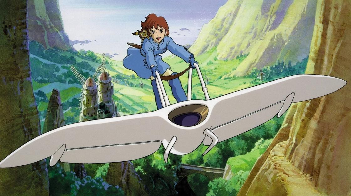 Мультфильмы Хаяо Миядзаки: список