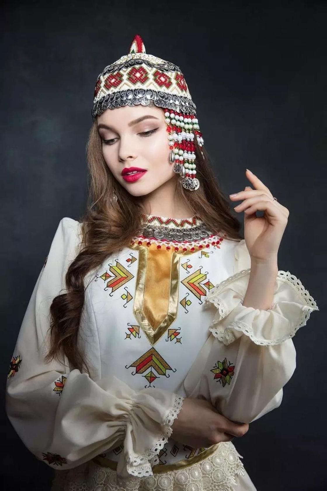10 огненных фото новой «Мисс Россия-2018» из Чувашии
