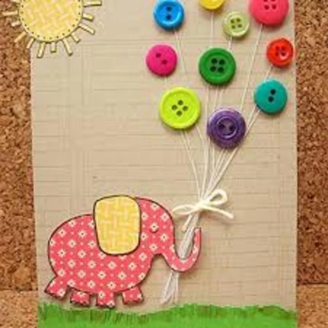 Красивые открытки с днем рождения своими руками