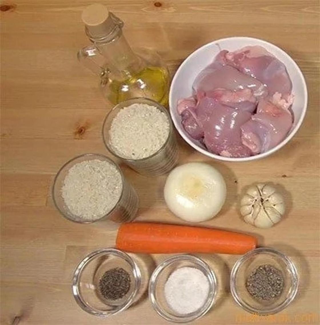 Как приготовить плов в мультиварке с курицей: ингридиенты