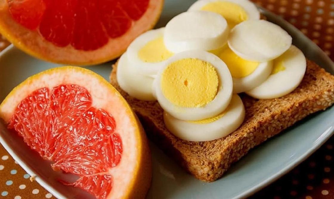 Яйца вкрутую или всмятку при диете