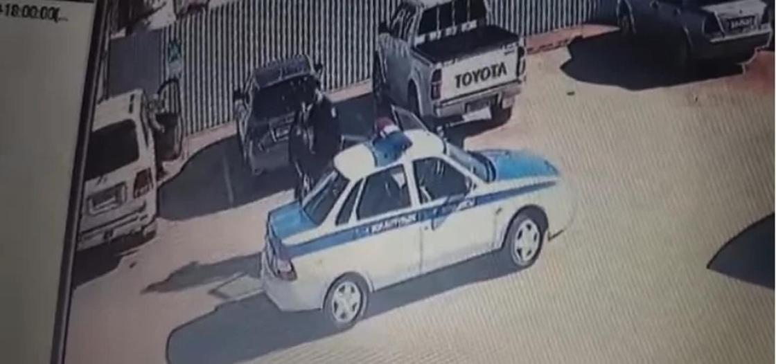 Полицейские извинились за неудачную попытку задержания жителя Актау