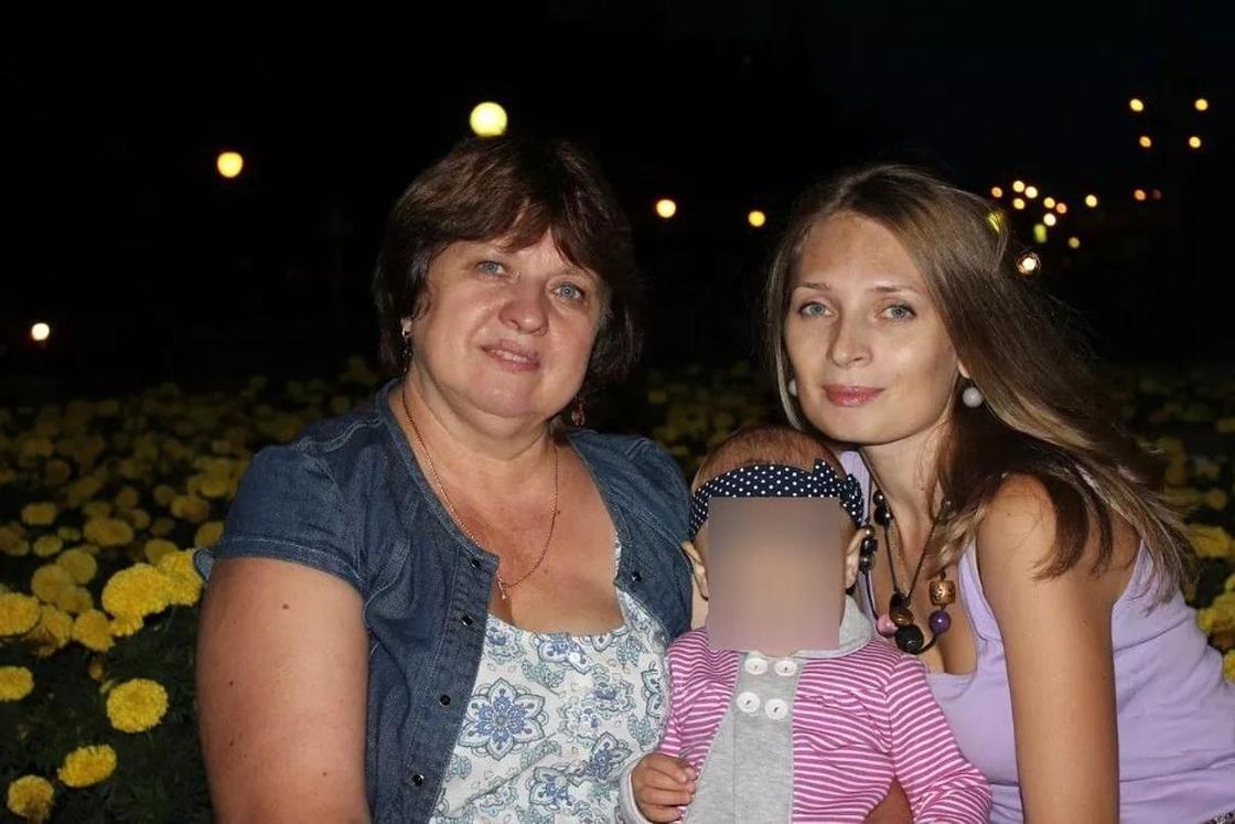 Уроженка Казахстана с дочкой и внуками погибла в пожаре в ТЦ в Кемерово
