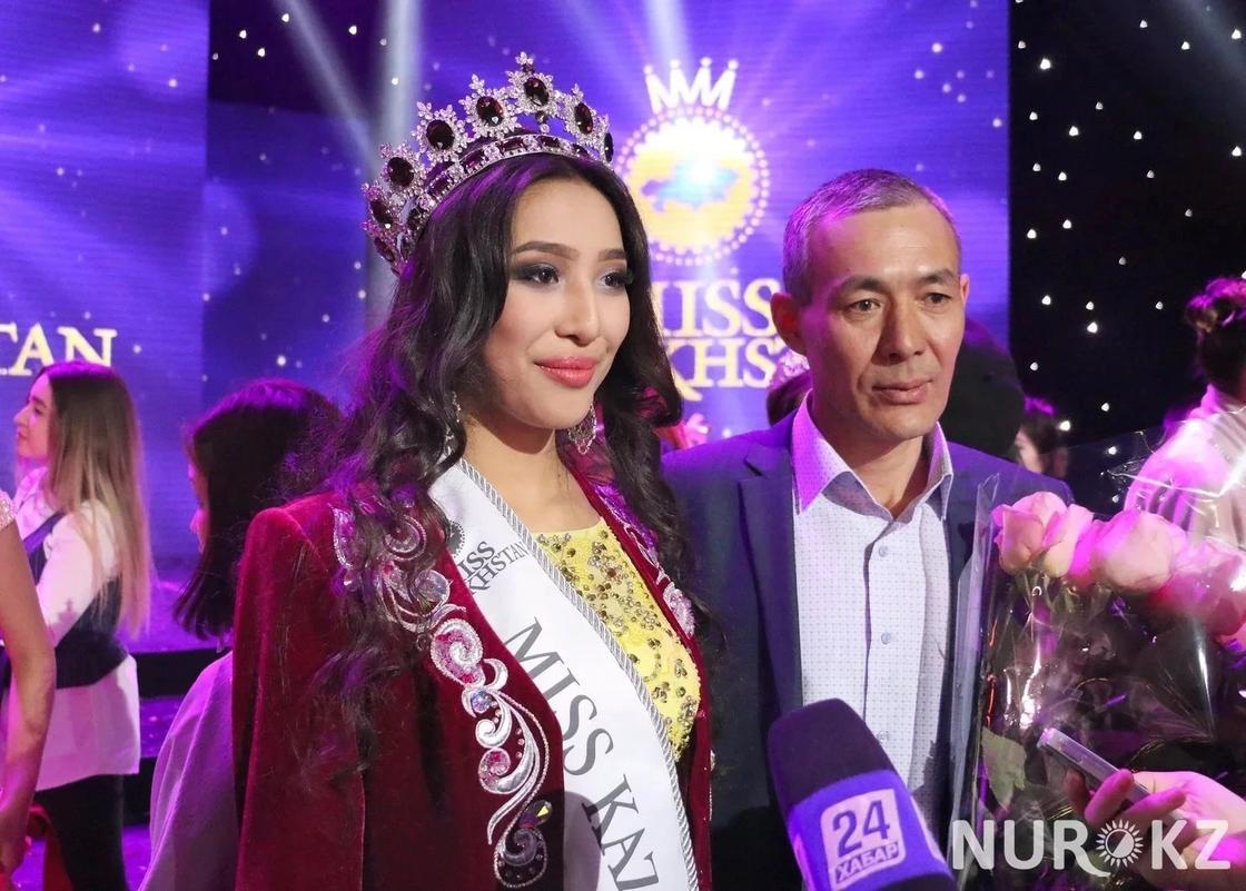 Мисс Казахстан обвинили в накрутке голосов