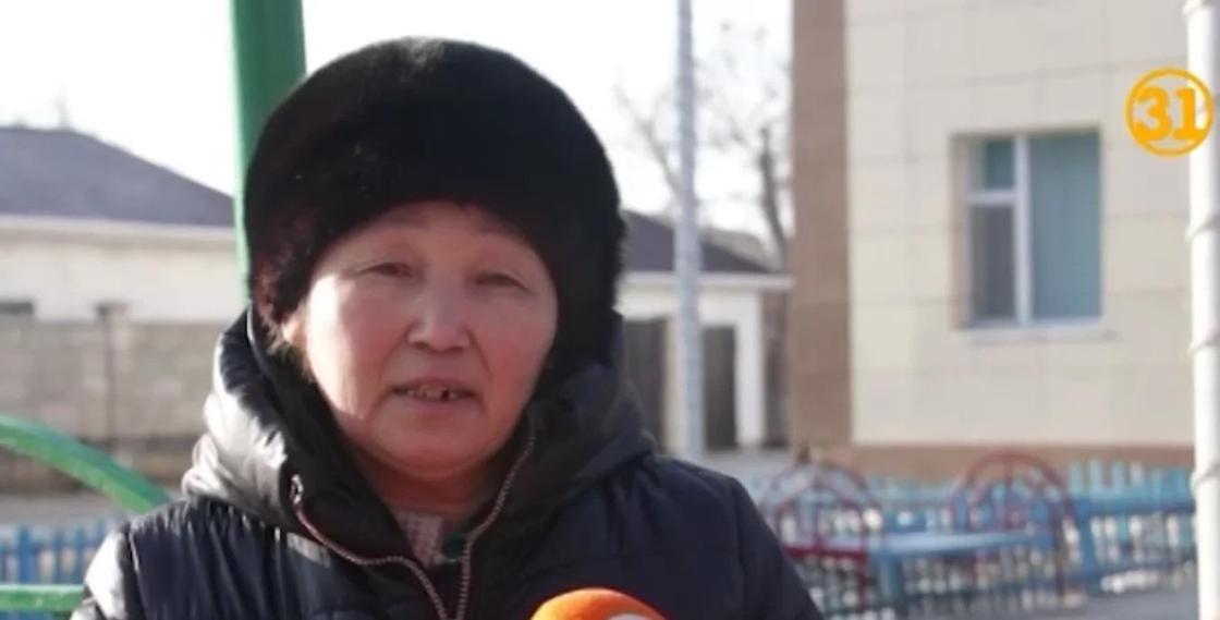 Динара Дастенова. Кадр 31 арна