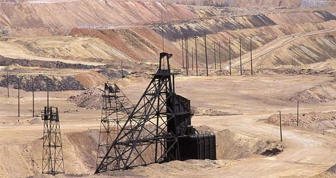 Природные ресурсы Казахстана и их размещение