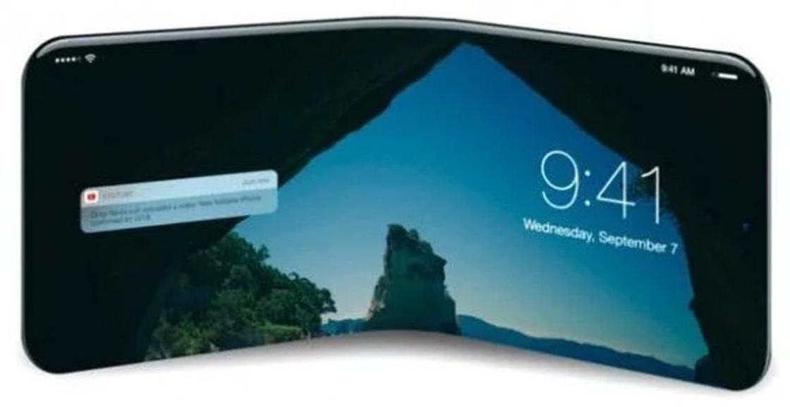 Apple выпустит складной iPhone в 2020 году