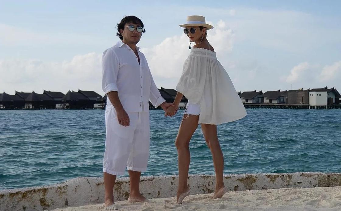 Лидо с мужем. Фото: Instagram