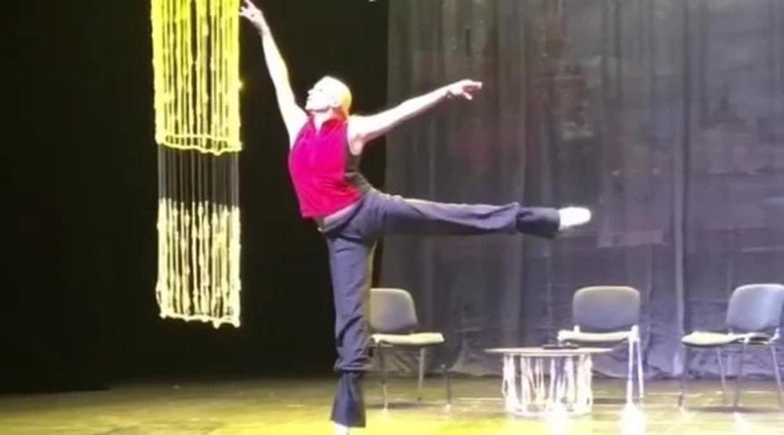 """""""Это не лебедь, а беременный птеродактиль"""": хейтеры высмеяли танец Волочковой (видео)"""