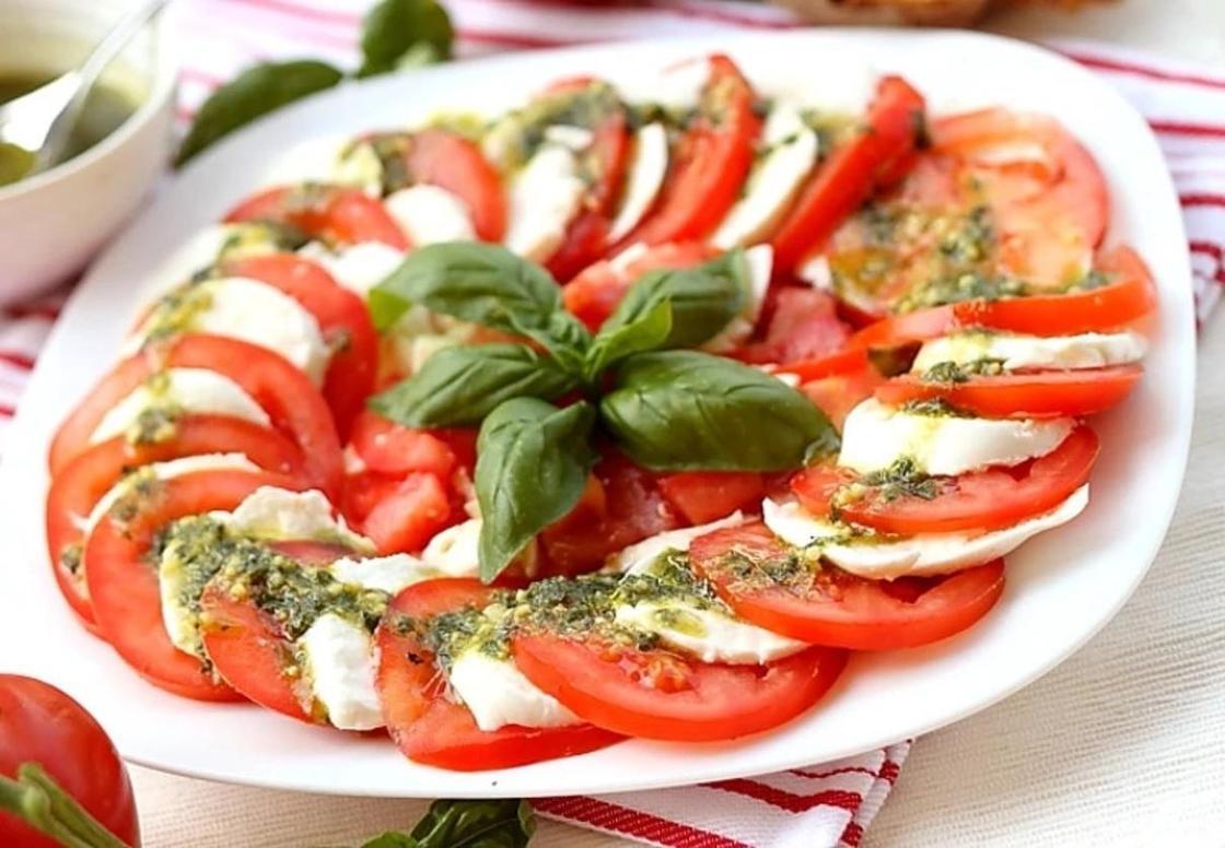 Самые вкусные салаты мира