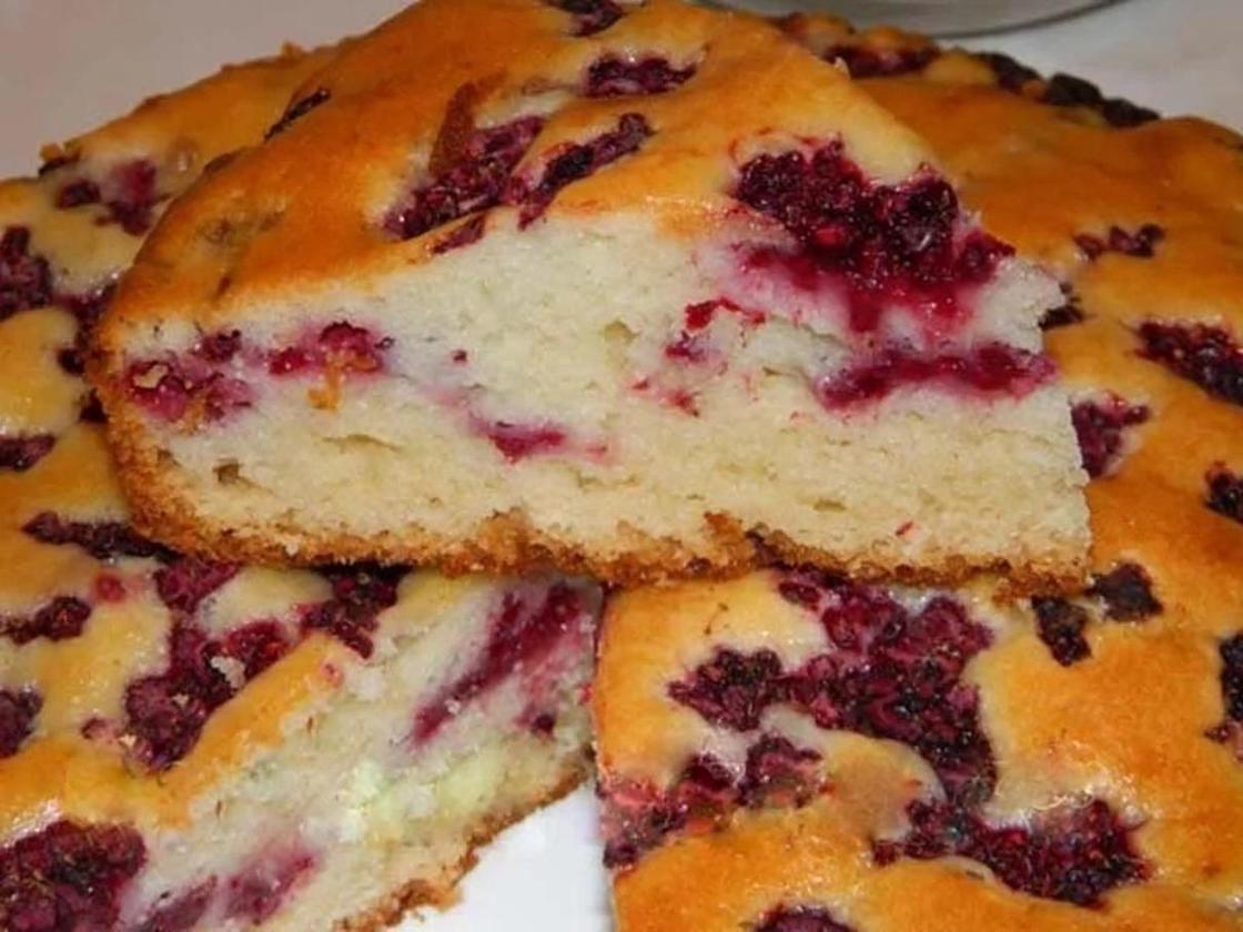 Пироги: рецепты простые на кефире