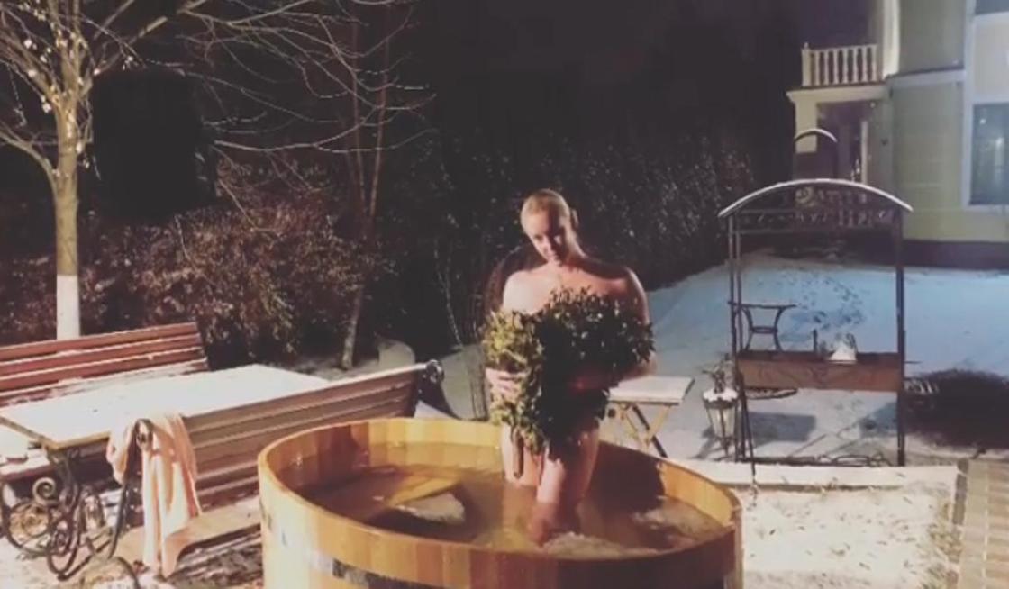 Анастасия Волочкова. Фото: Instagram
