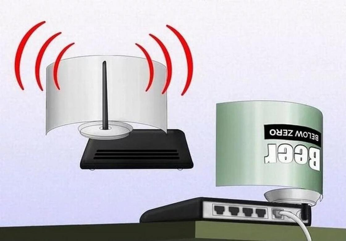 Wi-Fi-сигнал как усилить