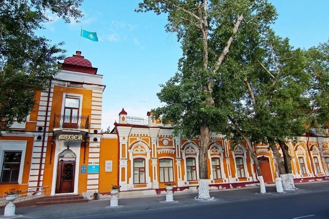 Историко-краеведческий музей в Павлодаре
