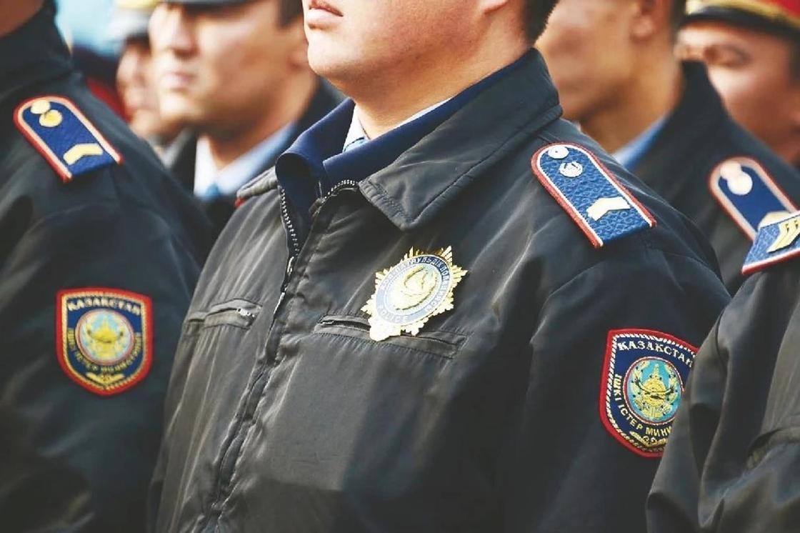 Департаменты полиции появятся в Казахстане вместо ДВД