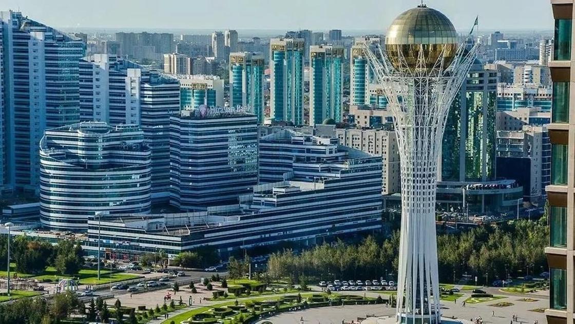 Астана — лучший город Казахстан