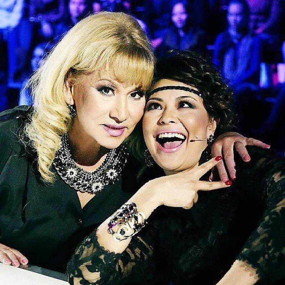Нагима Ескалиева и Дильназ Ахмадиева. Фото: Instagram