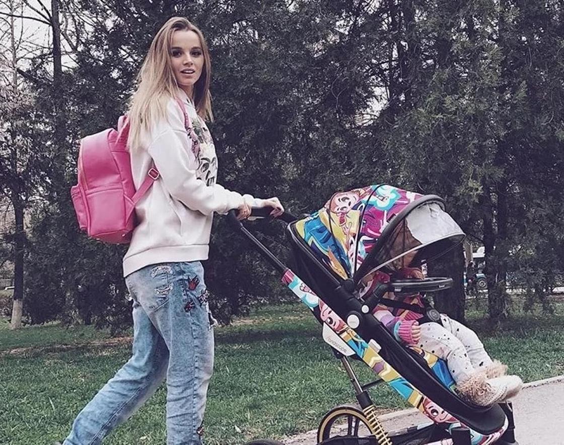 Дарья Александрова. Фото: Instagram