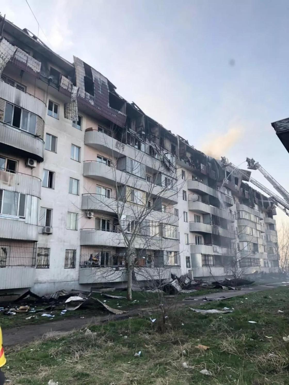 Страшные последствия пожара в Алматы показали в МЧС (фото)