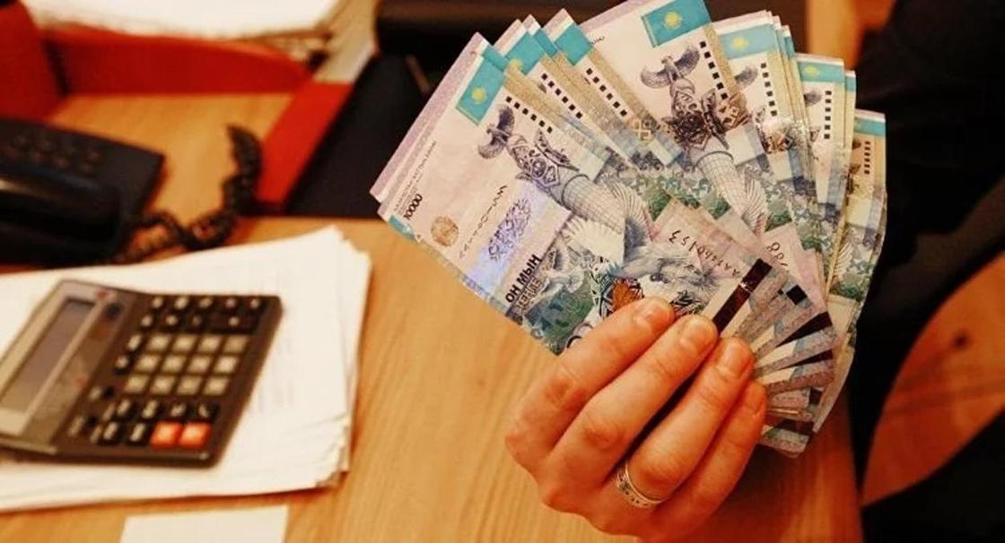 Средняя зарплата в Казахстане перевалила за 157 тысяч тенге