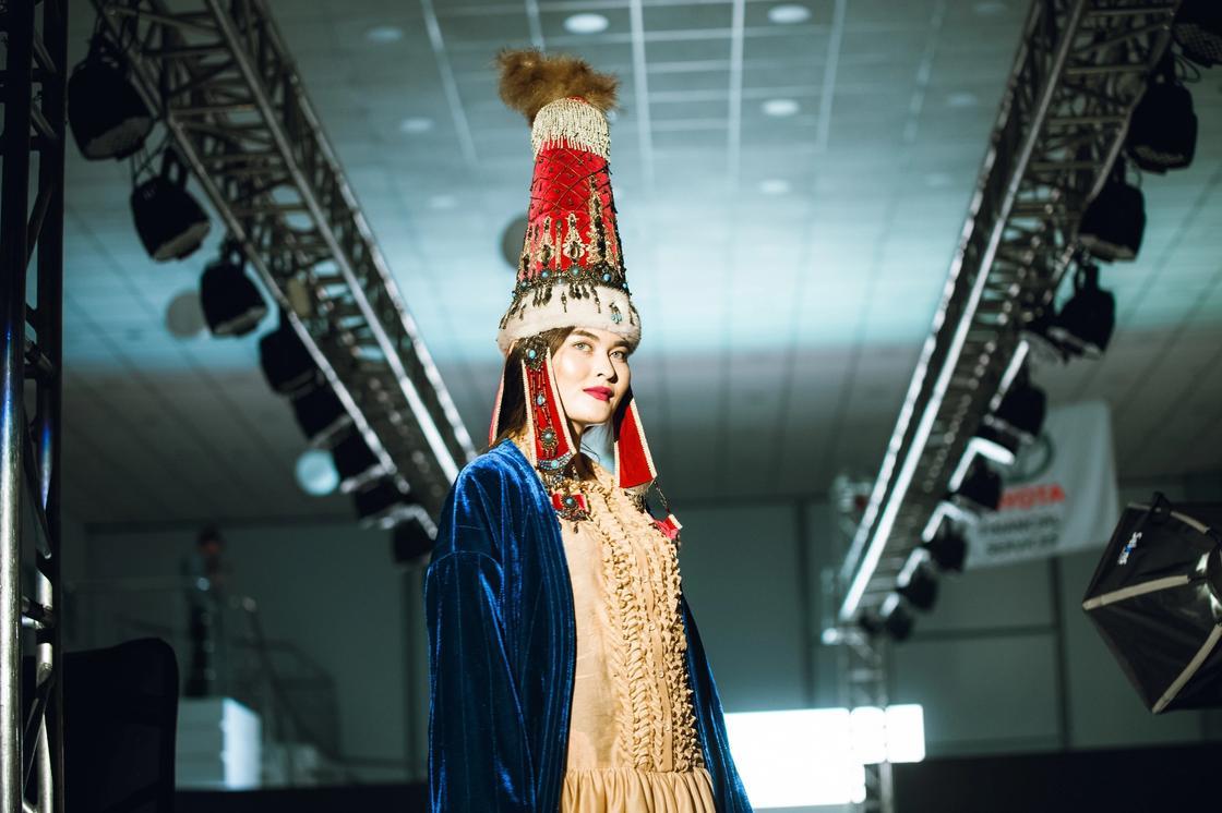 """""""Главное, не ударить лицом в грязь"""": Как подготовилась Кауменова к неделе моды в Шымкенте?"""