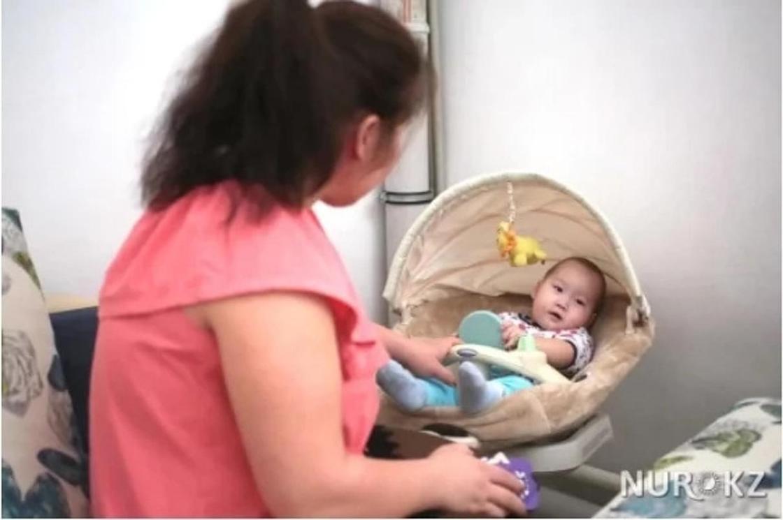 """Благодаря проекту """"Ана үиі"""" тысячи детей не стали сиротами при живых родителях"""