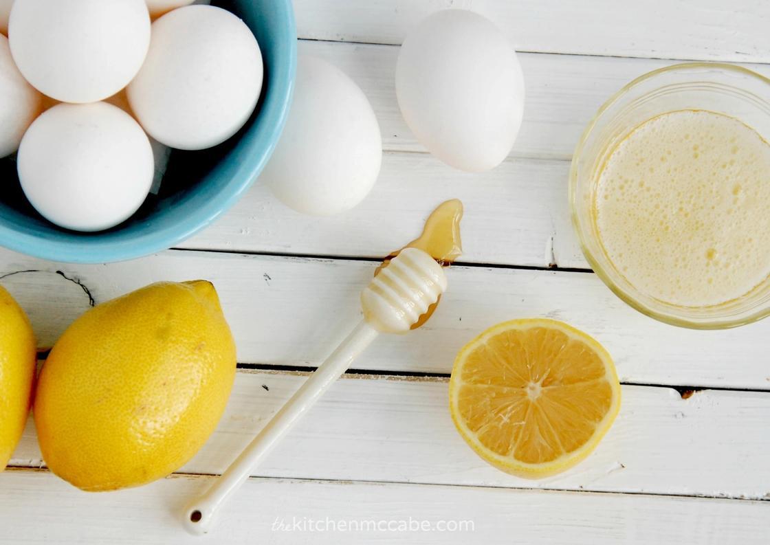 Маска для лица из яйца, лимона и меда: рецепт