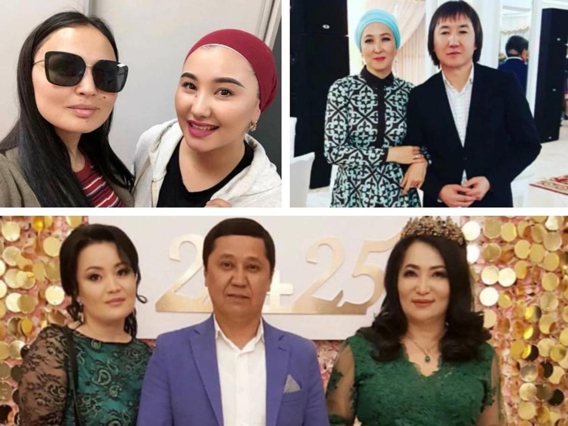 Казахстанские знаменитости. Фото: comode.kz
