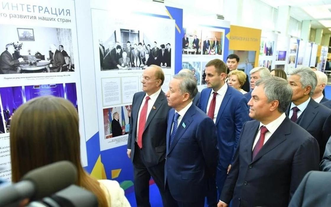 Нигматулин: Дружба президентов Казахстана и России укрепляет наши отношения