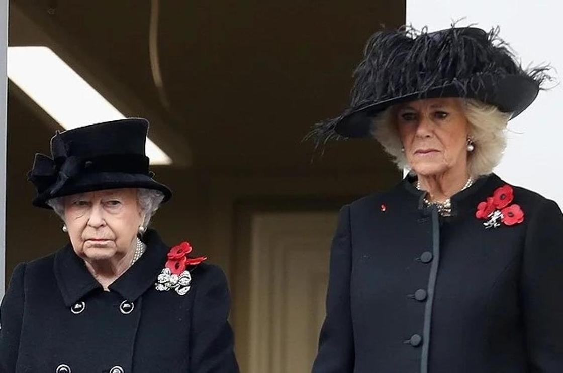 Королева Елизавета II о жене принца Чарльза Камилле: Она безнравственная женщина