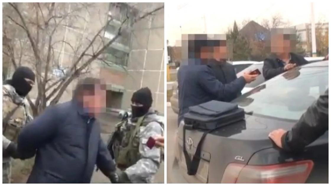 Пачки денег за «помощь» суда: служителей Фемиды в Казахстане поймали на взятках