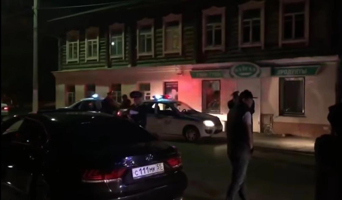Сбивший двух девушек в Петропавловске экс-чиновник той же ночью ушел пешком в Россию