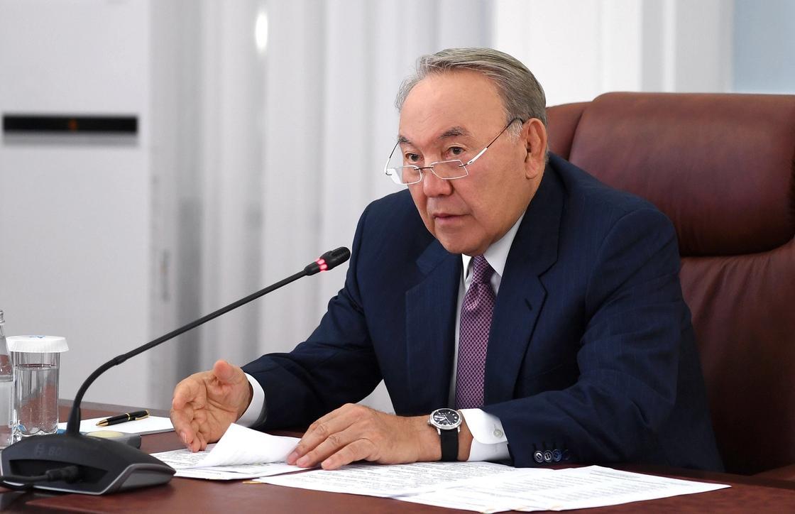 """«У нас народ ушлый"""": Назарбаев рассказал о тех, кто хочет нажиться на """"7-20-25"""""""