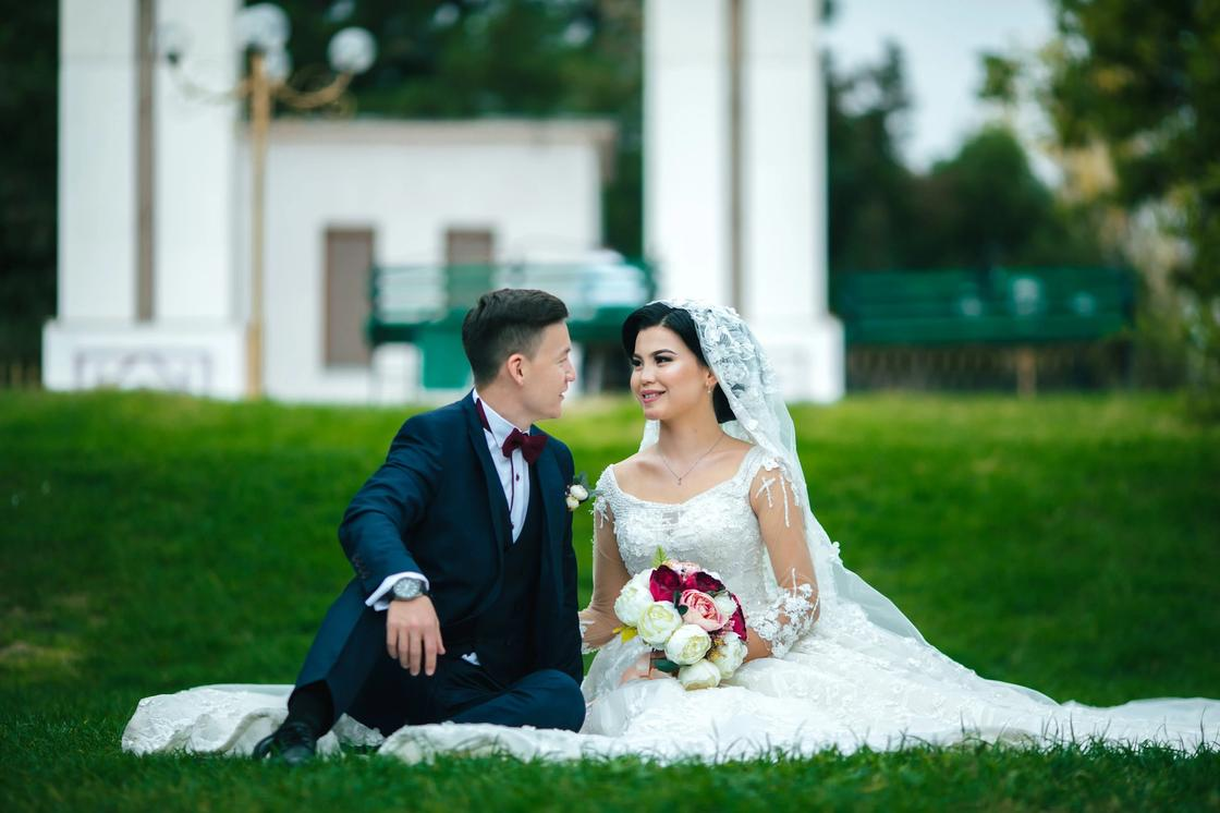 Фото: Айжан Жолдасбаева жарымен