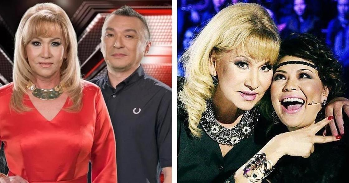 Члены жюри X-Factor. Фото: Instagram