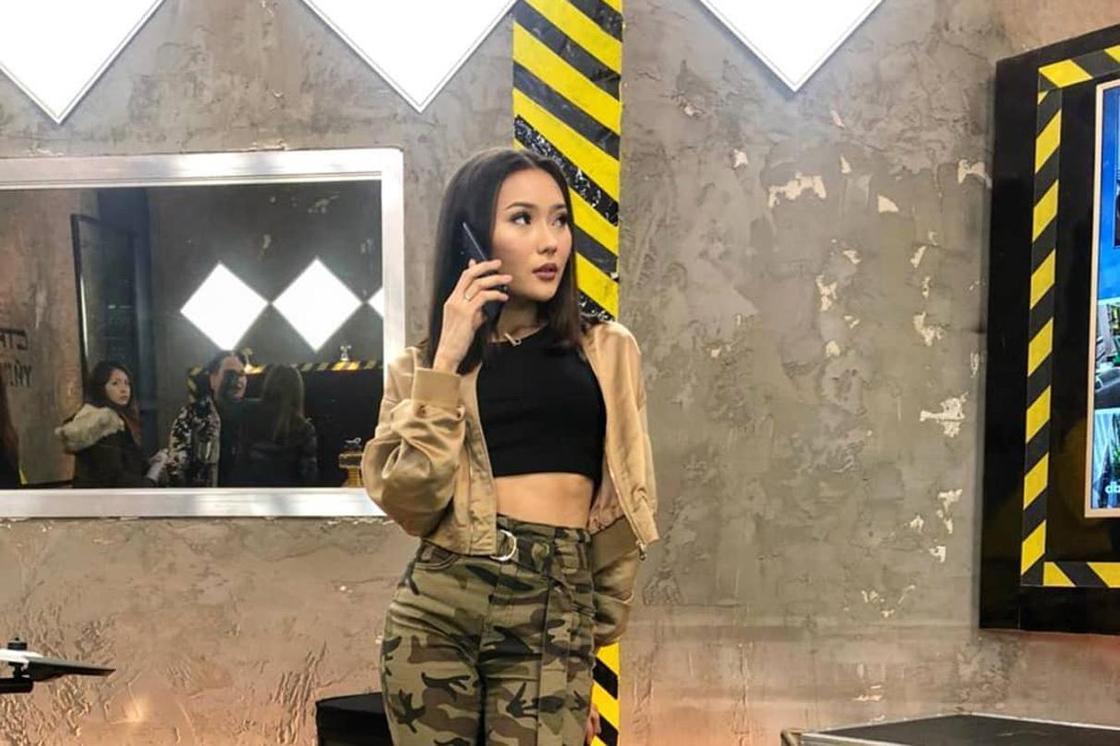 Дочь Баян Алагузовой назло хейтерам стала популярной казахоязычной телеведущей